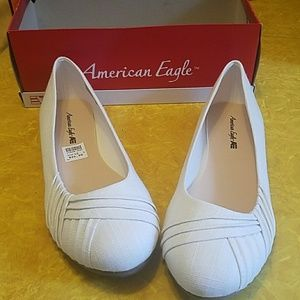 American eagle payless 12w womens flat shoes dress